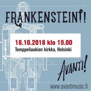Frankenstein!!